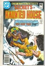 Secrets of Haunted House #22 comic book very fine/near mint 9.0