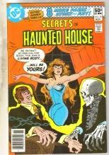 Secrets of Haunted House #30 comic book very fine/near mint 9.0