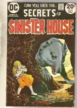 Secrets of Sinister House #13 comic book fine 6.0