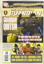 8even Soldiers Manhatten Guardian #4 comic book mint 9.8