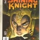 Seven Soldiers Shining Knight #2 comic book  near mint 9.4