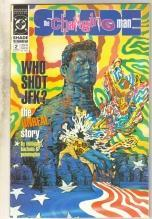 Shade the Changing Man #2 comic book  near mint 9.4