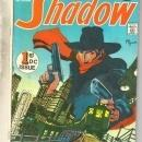 The Shadow #1  comic book very good 4.0