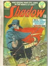 The Shadow #2  comic book very good/fine 5.0