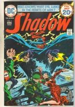 The Shadow #5  comic book very fine 8.0