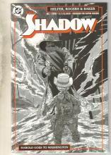 The Shadow #7 comic book near mint 9.4