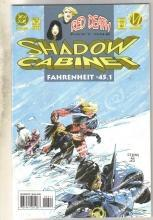 Shadow Cabinet #6 comic book mint 9.8