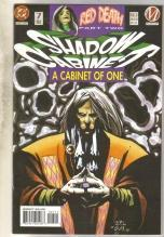 Shadow Cabinet #7 comic book near mint 9.4