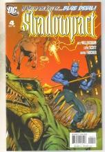 Shadowpact #4 comic book near mint 9.4