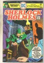 Sherlock Holmes #1 comic book very good 4.0
