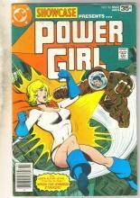 Showcase Presents #98 Power Girl comic book very good/fine 5.0