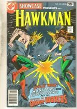 Showcase Presents #103 Hawkman comic book very fine/near mint 9.0