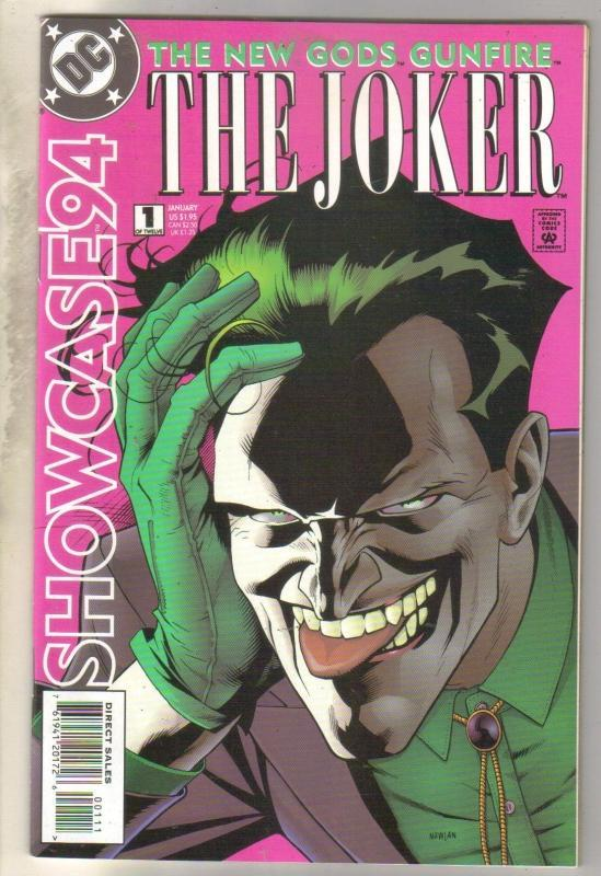 Showcase #1 The Joker comic book mint 9.8