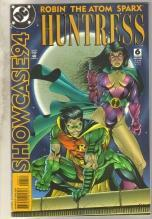 Showcase #6 Robin Atom Sparx Huntress  comic book near mint 9.4