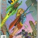 Showcase95 #1 Supergirl  Alan Scott Argus comic book near mint 9.4