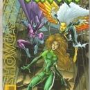 Showcase95 #5 Spoiler Firehawk Thorn comic book near mint 9.4
