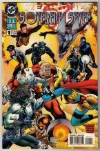 Sovereign Seven Annual #1 comic book near mint 9.4