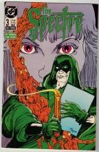 Spectre #3 comic boo near mint 9.4