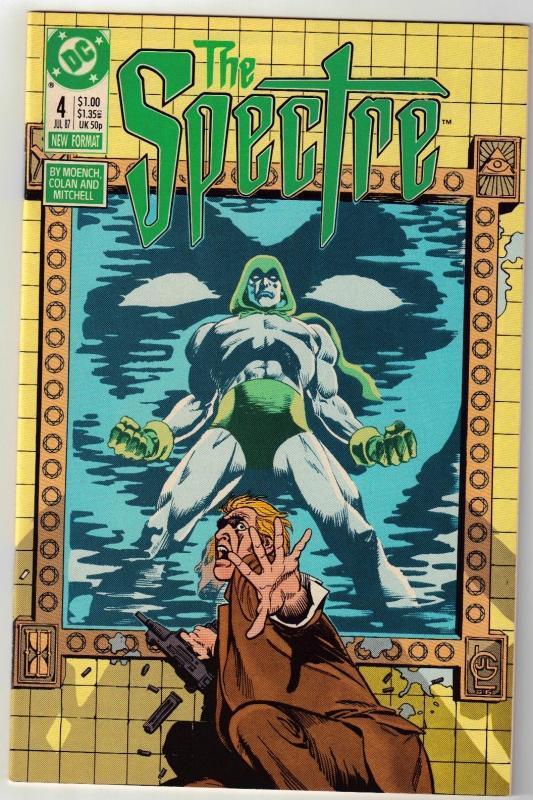 Spectre #4 comic boo near mint 9.4