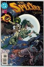 Spectre #13 comic book near mint 9.4