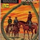 Classics Illustrated #125 hrn #169 The Ox-Bow Incident vg/fn 5.0