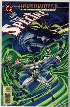 Spectre #35 comic book near mint 9.4