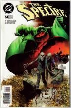 Spectre #54 comic book near mint 9.4