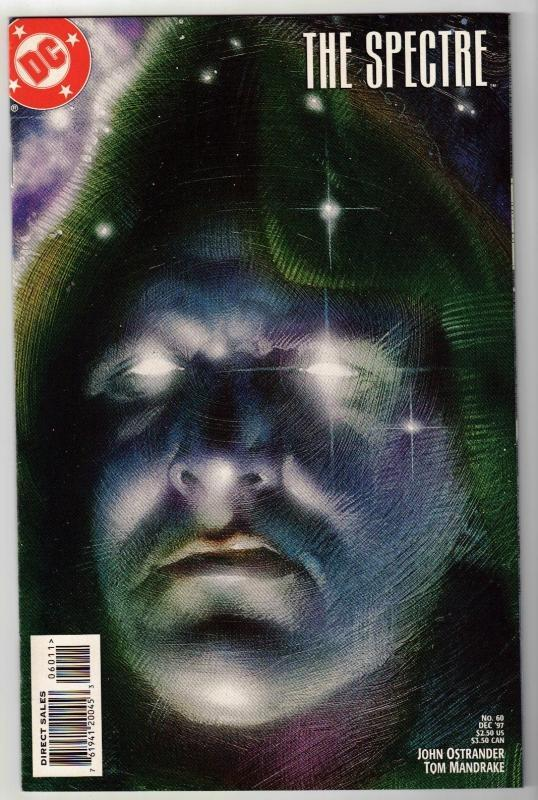 Spectre #60 comic book near mint 9.4