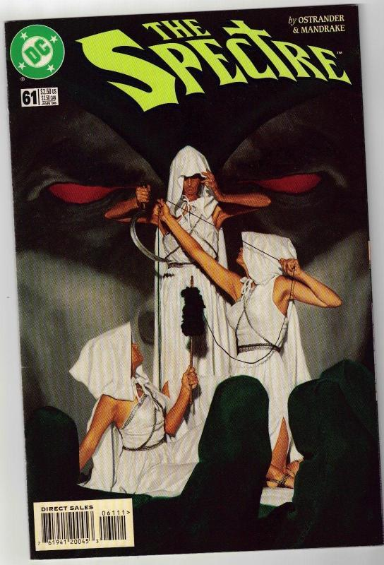 Spectre #61 comic book near mint 9.4