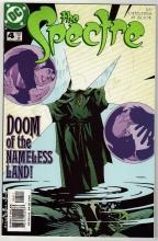 Spectre #4 comic book  mint 9.8