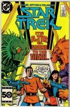 Star Trek #25 comic book near mint 9.4