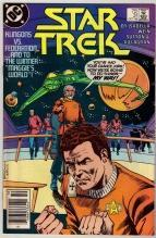 Star Trek #31 comic book near mint 9.4