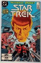 Star Trek #45 comic book near mint 9.4