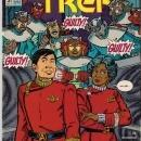Star Trek #31 comic book mint 9.8