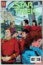 Star Trek #25 comic book mint 9.8