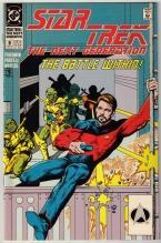 Star Trek The Next Generation #8 comic book near mint 9.4