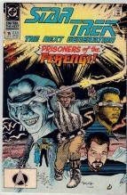 Star Trek The Next Generation #15 comic book near mint 9.4