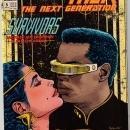 Star Trek The Next Generation #5 comic book near mint 9.4