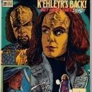 Star Trek The Next Generation #28 comic book near mint 9.4