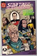 Star Trek The Next Generation #33 comic book near mint 9.4