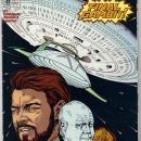 Star Trek The Next Generation #43 comic book near mint 9.4