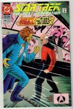 Star Trek The Next Generation #46 comic book near mint 9.4