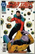 Star Trek The Next Generation #69 comic book near mint 9.4