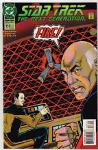 Star Trek The Next Generation #73 comic book near mint 9.4