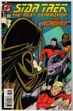 Star Trek The Next Generation #78 comic book near mint 9.4