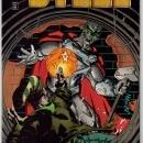 Steel #36 comic book near mint 9.4