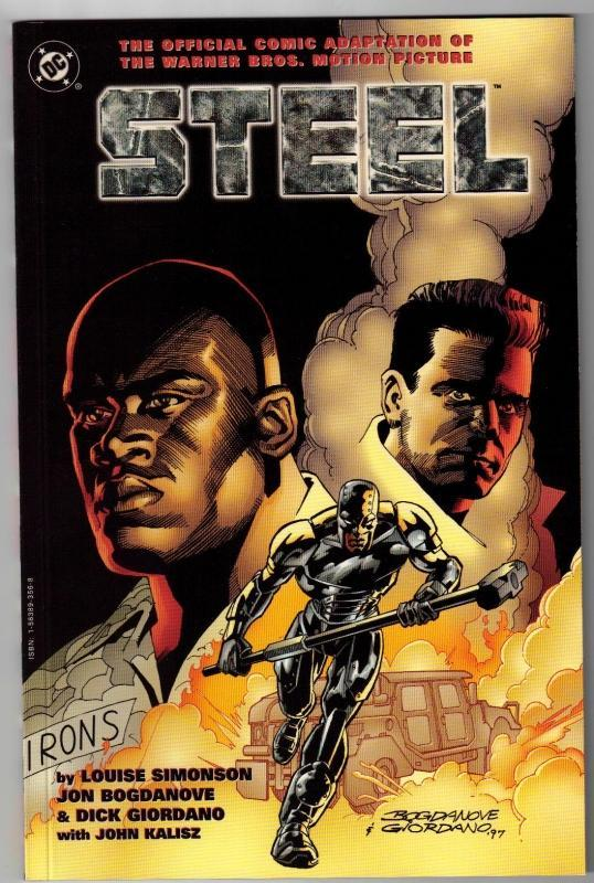 Steel Movie Special comic book mint 9.8