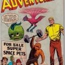 Strange Adventures #166 comic book very good 4.0