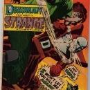 Strange Adventures #212 comic book very good 4.0