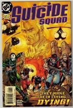 Suicide Squad #1 comic book near mint 9.4
